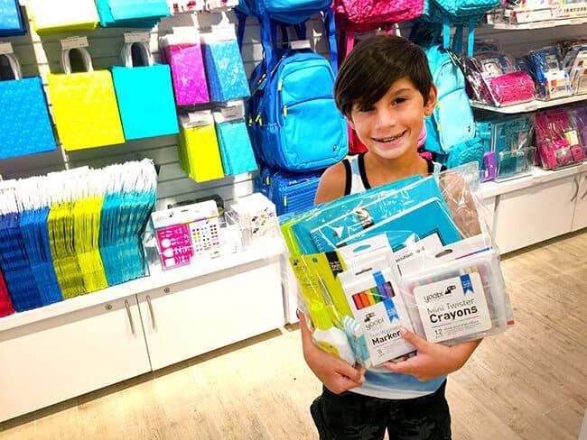 Yoobi School Supply Packs
