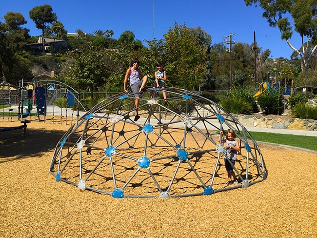 Bluebird Park Laguna Photo