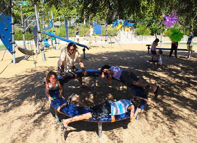 Bluebird Park Review in Laguna Beach