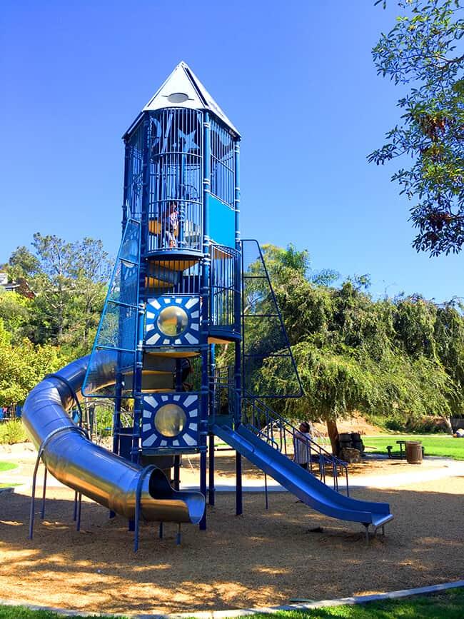 Epic Slide in Orange County
