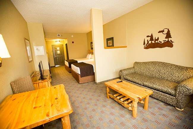 Great Wolf Lodge Family Suite