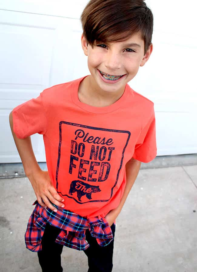 Great clothing for kids