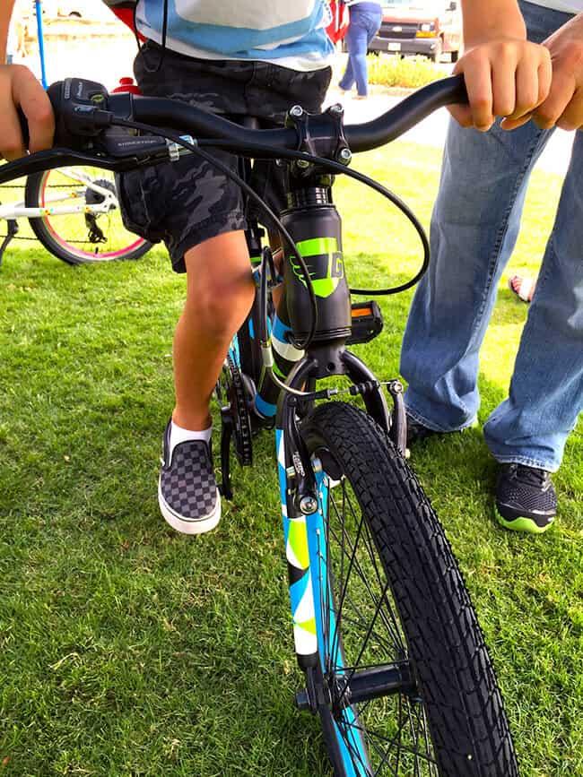 Guardian Bike Specs