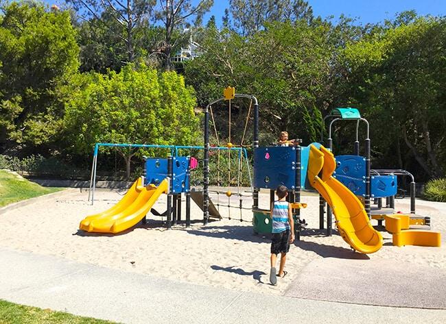 Guide to Bluebird Park in Laguna Beach