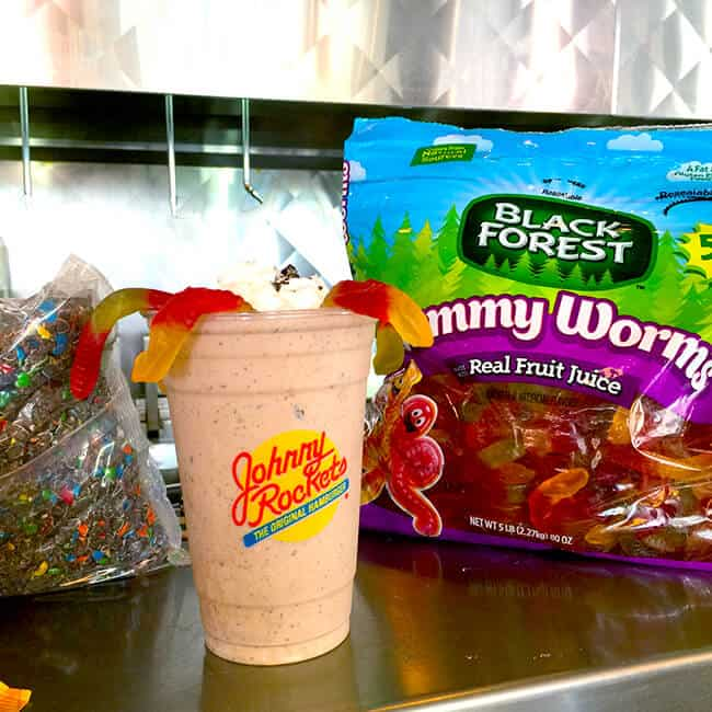 Johnny Rockets Goosebumps Shake Recipe
