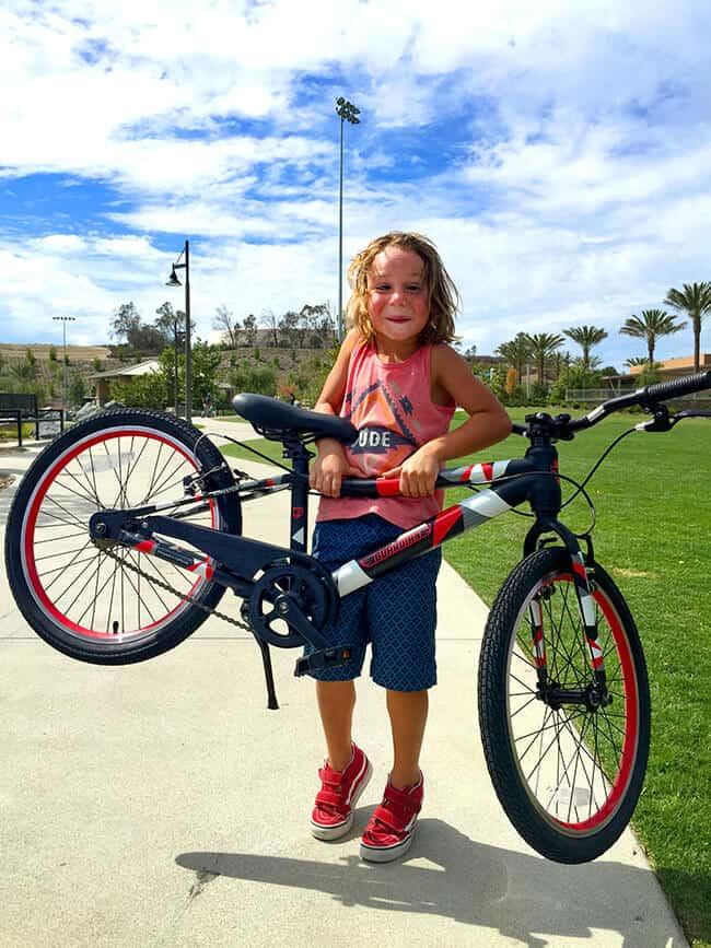 Light Weight Bikes for Kids
