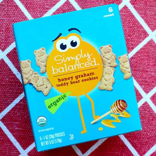 Simply Balanced Organic Honey Grahams
