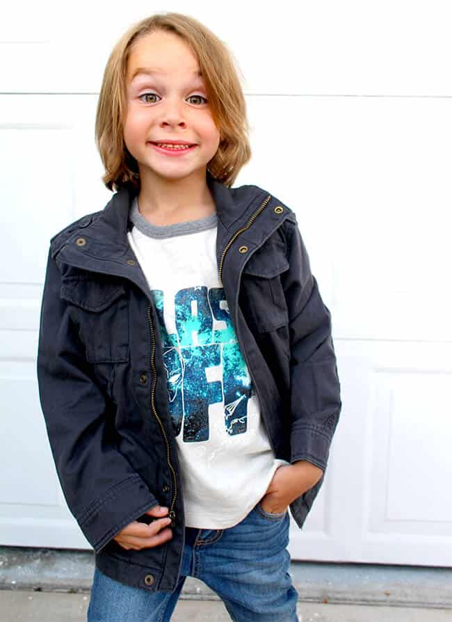 Stylish Clothes for Boys