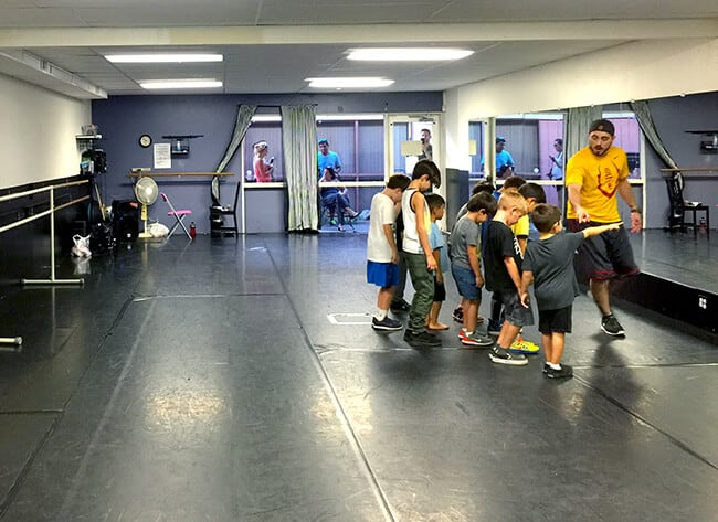 Boys Dance Class Anaheim