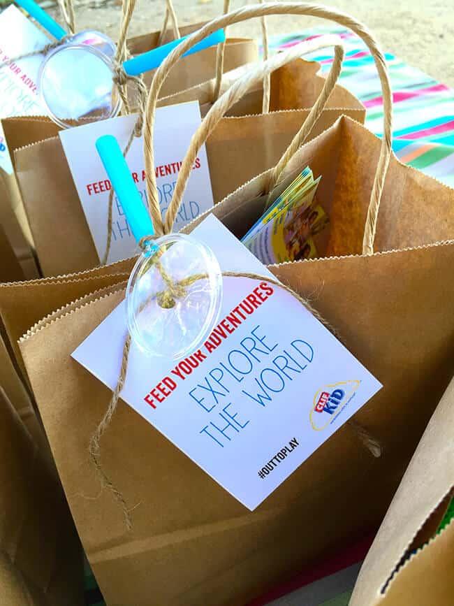 Clif Kid Gift Bag