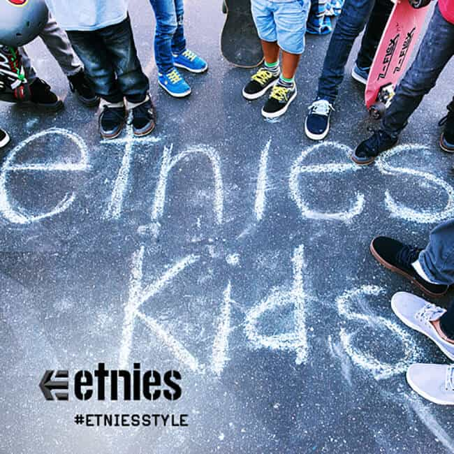 Etnies Kids Shoe Contest