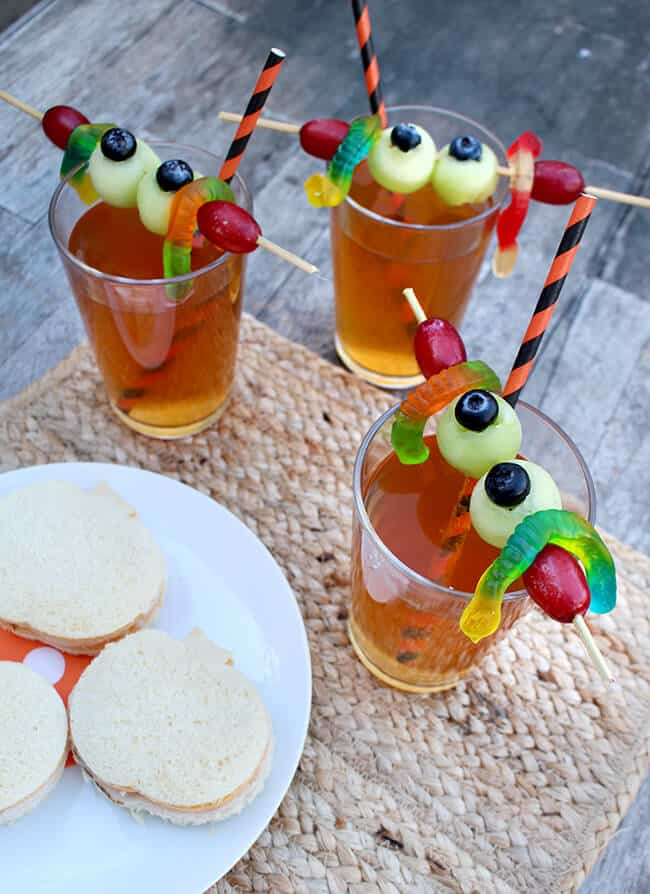 Halloween Mocktail recipe