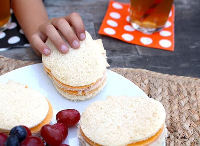 Halloween Sandwich Ideas