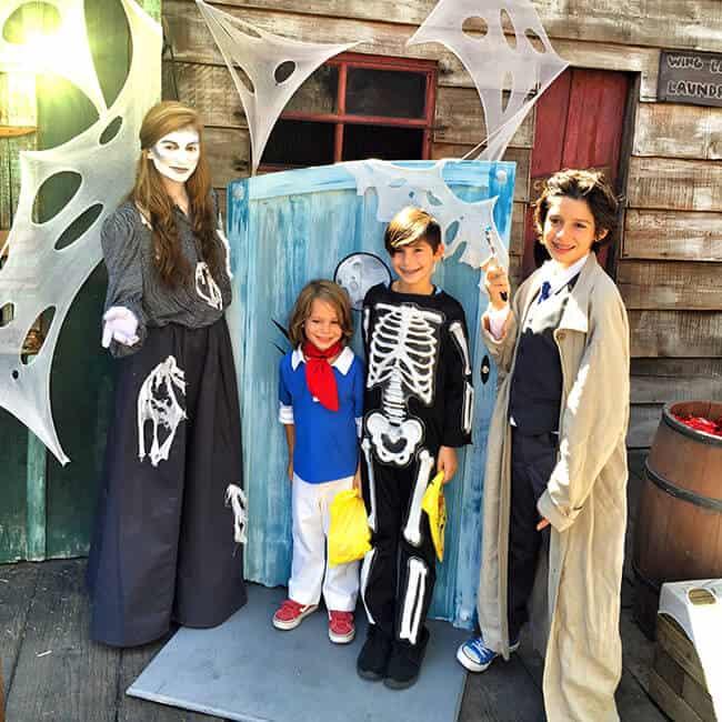 Knott's Berry Farm Halloween