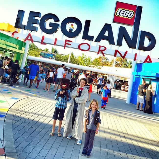 Legoland Halloween Brick Or Treat