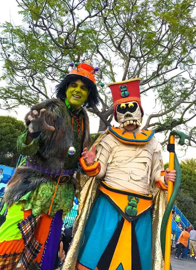Legoland Halloween Monsters