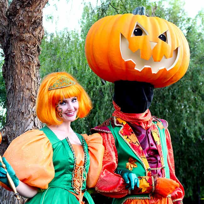 Legoland Halloween Princess