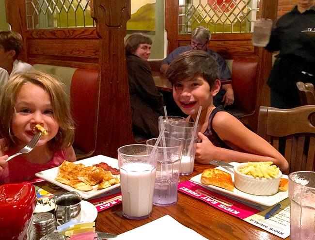 Marie Callendars Kids Meals