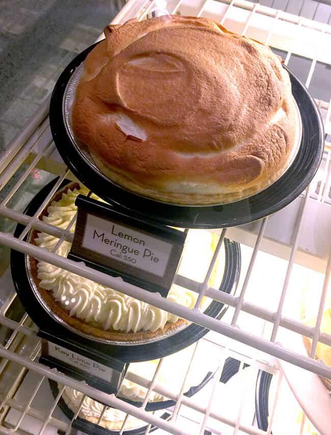 Marie Callendars Pie Flavors