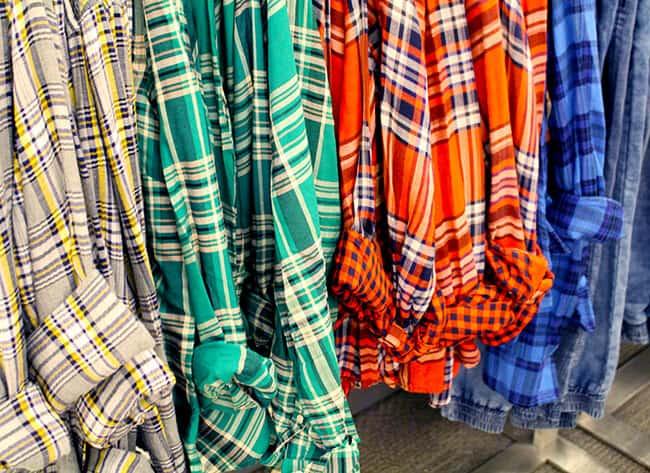 Plaid Clothes