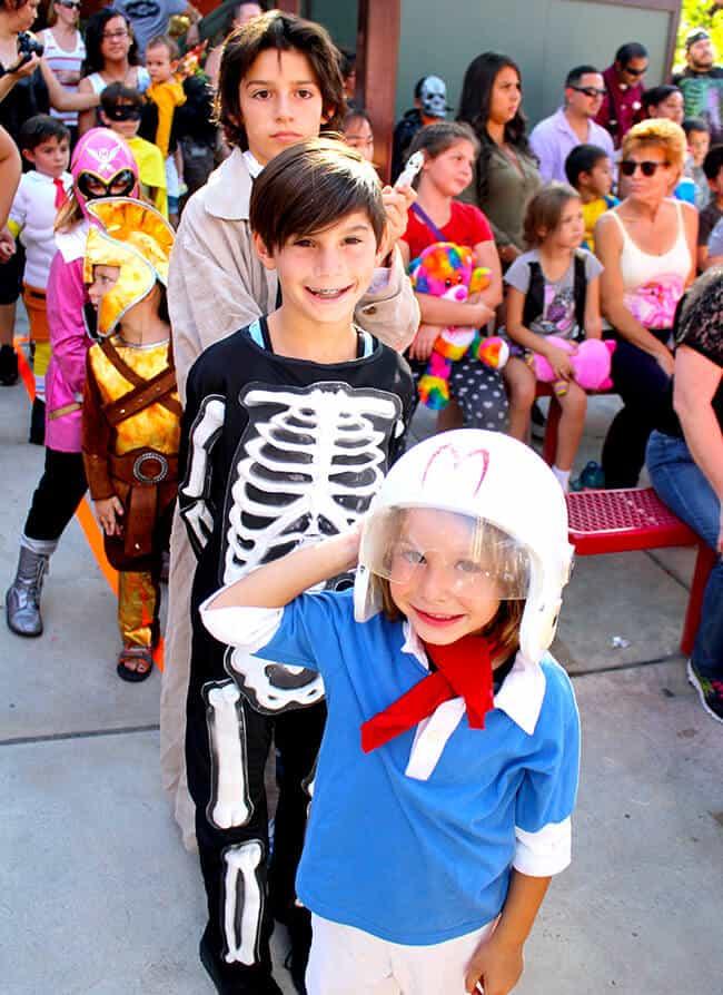 Spooky Farm Costume Contest