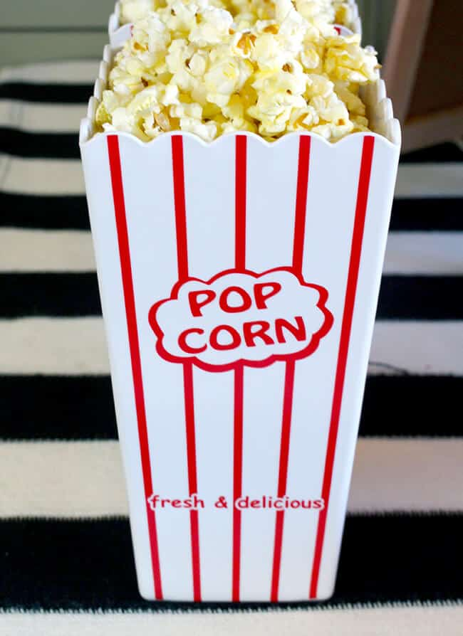 Best Popcorn Party Ideas