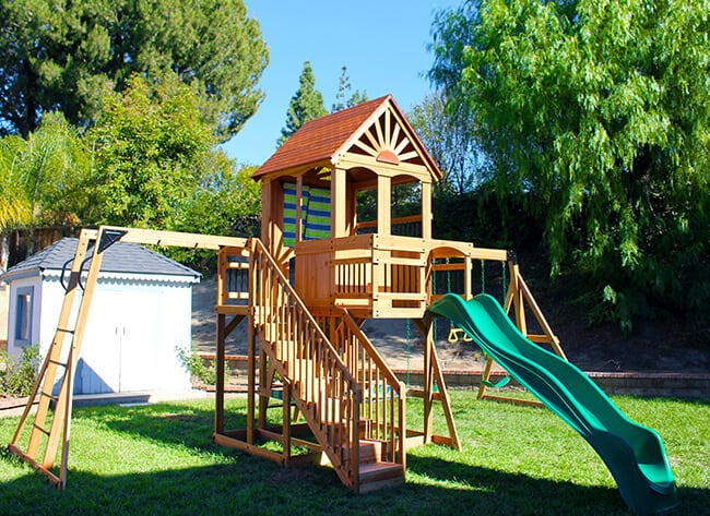 Best Swing Set For Kids