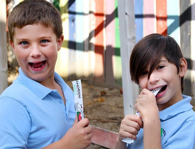 Chobani Kids Snacks Greek Yogurt