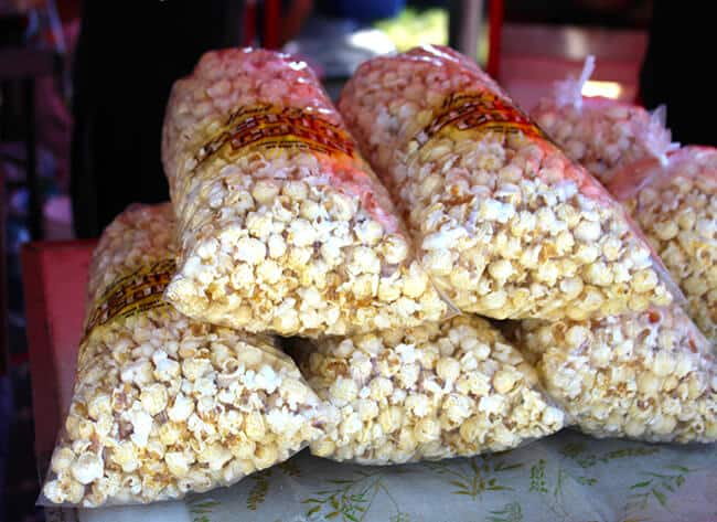 Cruisin Reunion Car Show Popcorn