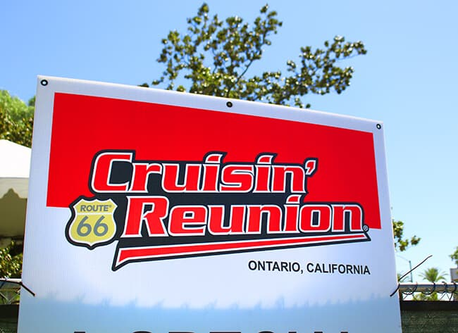 Cruisin Route 66 Reunion with Verizon