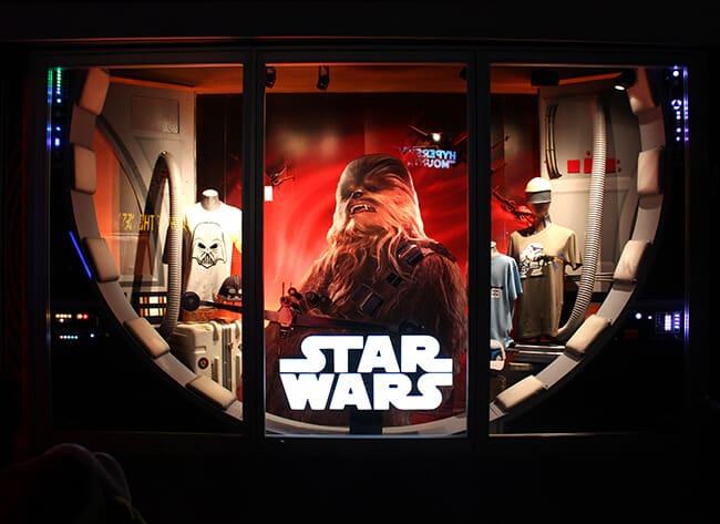 New Star War Merchandise at Disneyland