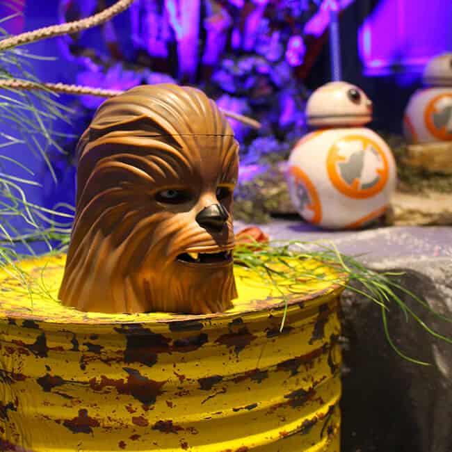 Star War Chewbacca Souvenier