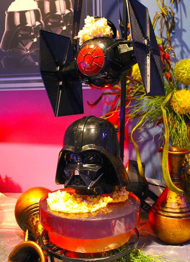Star Wars Popcorn Buckets