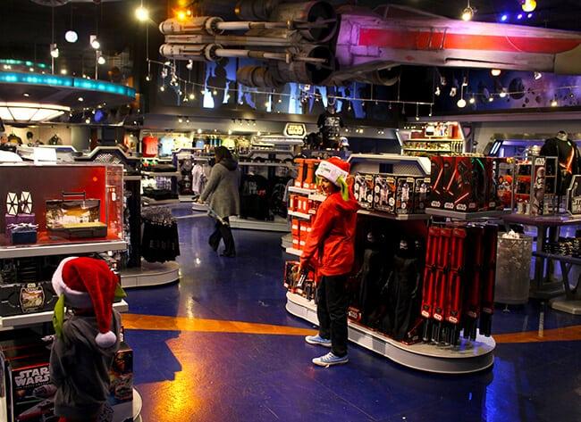 Tomorrowland Passport Store