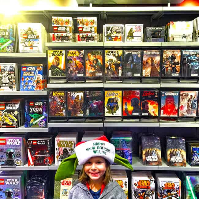 Tomorrowland Star Wars Merchandise