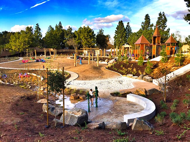 Adventure Playground in Irvine, CA