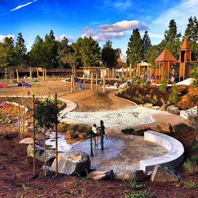Adventure Playground in Irvine Photos