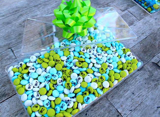 Custom Candy Gifts