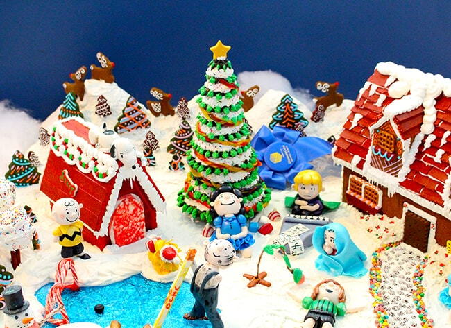 Discovery Cube Gingerbread Houses 4