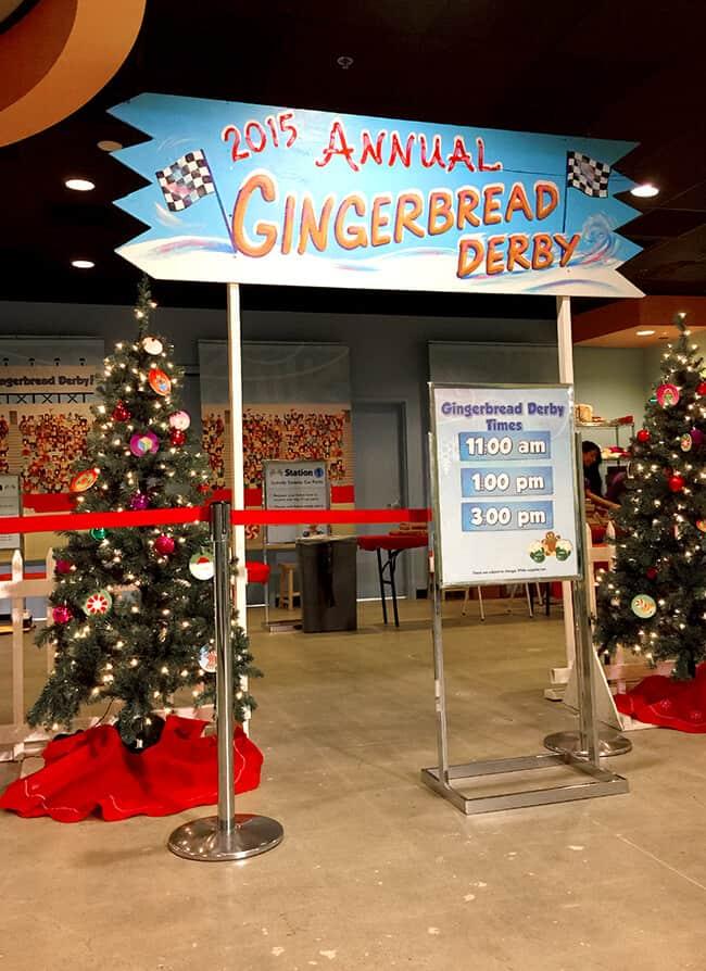 Gingerbread Derby
