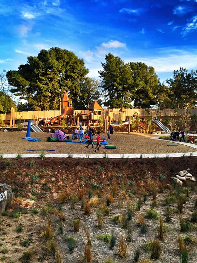 Irvine Adventure Playground Free Admission