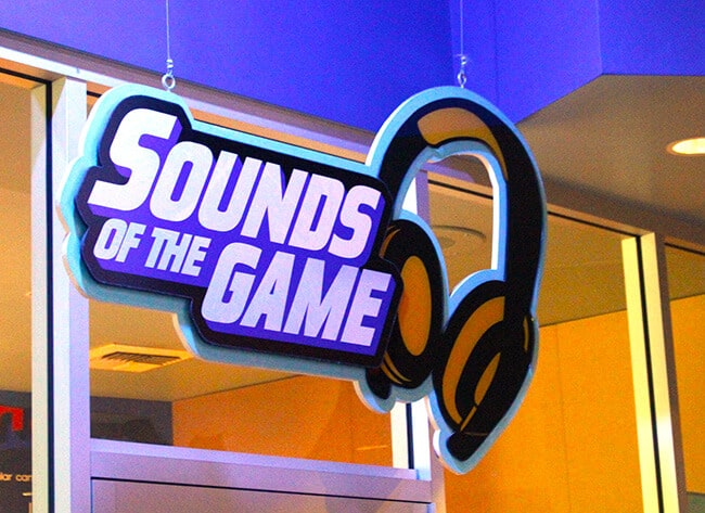 Science of Hockey Sounds at Discovery Cube