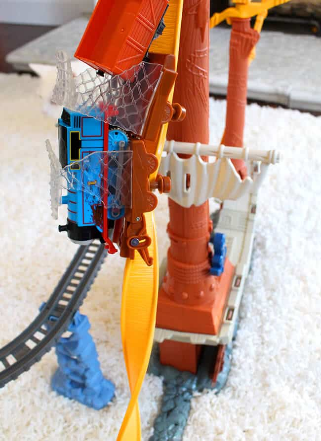Ship Wrecked Thomas the Train