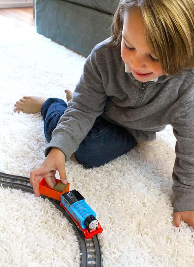 Thomas the Train Train Tracks