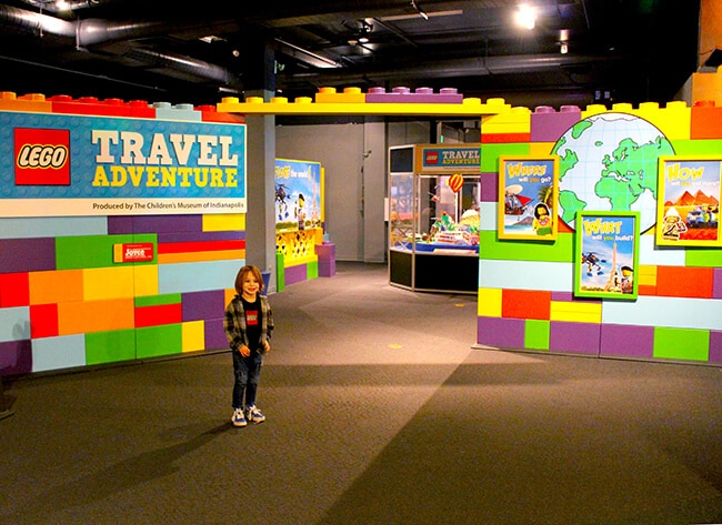 Discovery Cube Lego Adventure