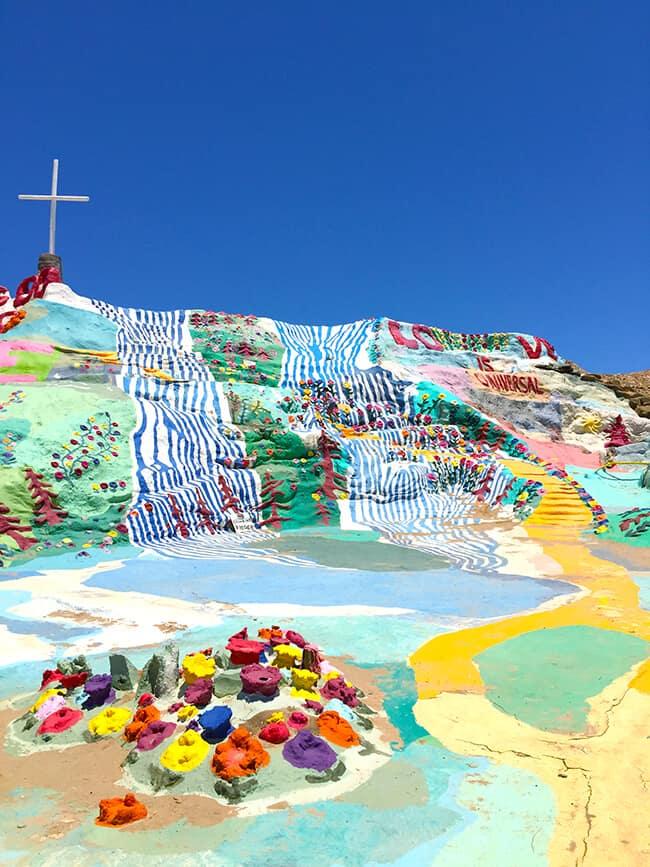 Leonard Knight's Salvation Mountain