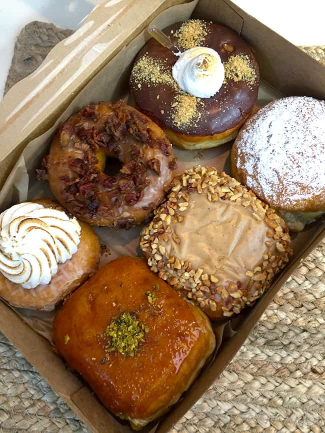 Orange County Gourmet Donuts