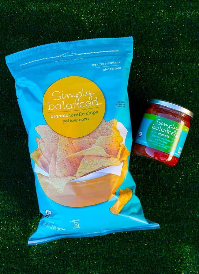 Target Organic Chips