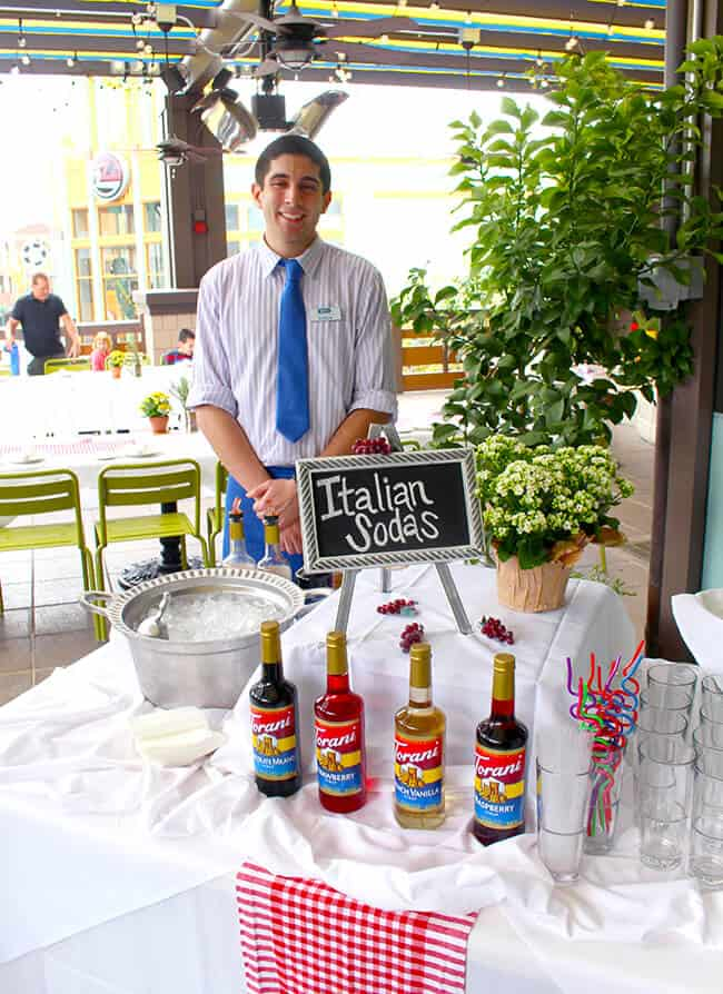 Itallian Soda Bar
