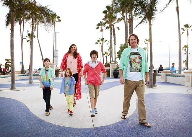 Jill PArkin Family